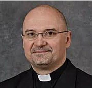 Father Marek Kasperczuk